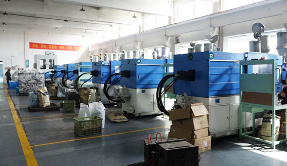 Co-Injection Machine