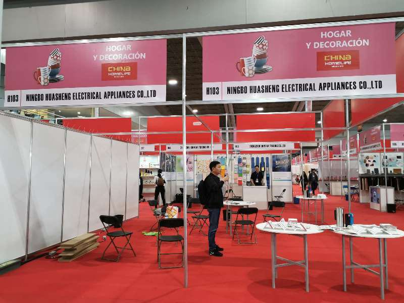 CHINA HOMELIFE FAIR (MEXICO) 2019